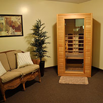 Wellness Services - Far Infrared Sauna
